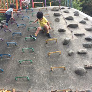 大きな遊具。子供連れに人気の稲田公園レポ!川崎市多摩区の多摩川沿い(関東・神奈川)